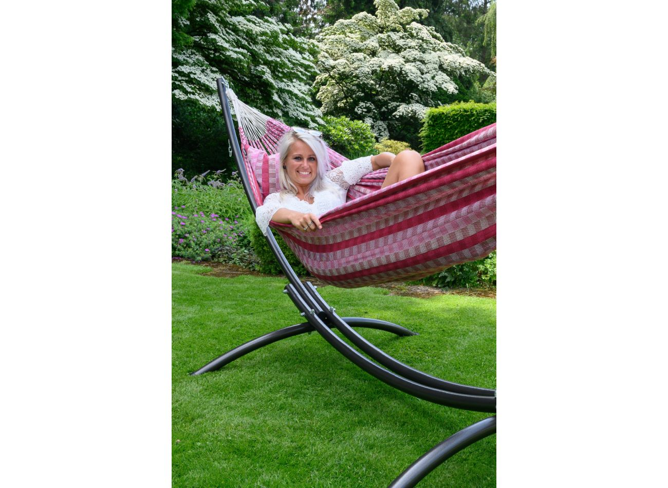 Hammock Stand 2 Persons Arc Second Chance