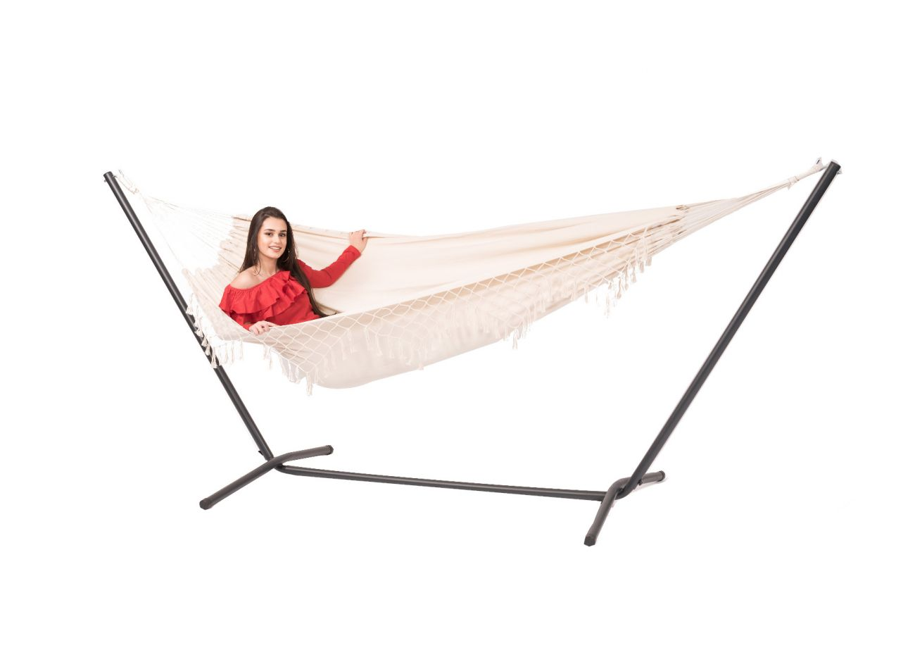 Hammock Stand 2 Persons Easy Second Chance