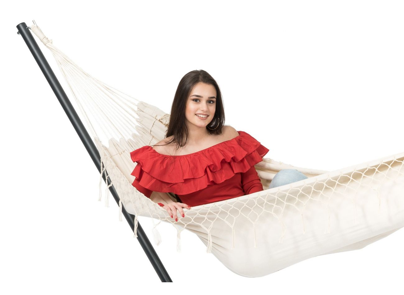 Hammock with 2 Persons Stand Easy & Tortuga Natura