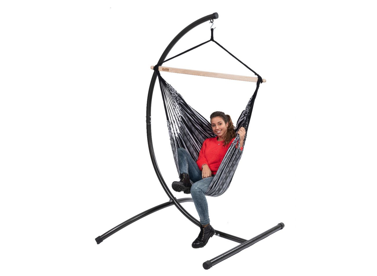 Hanging Chair Stand Elegance Second Chance