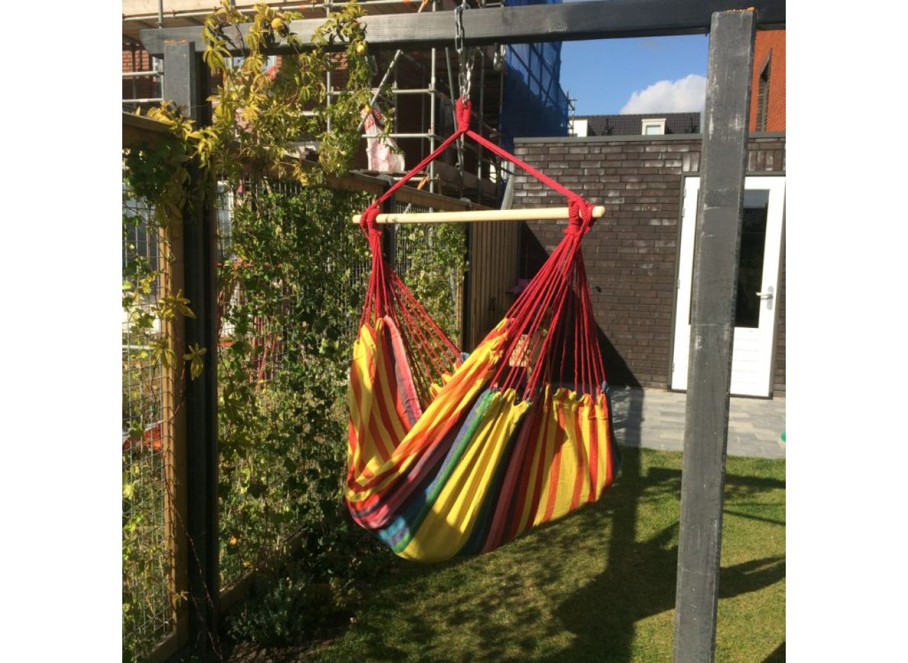 Hanging Chair 1 Person Tropical Sunny Lounge