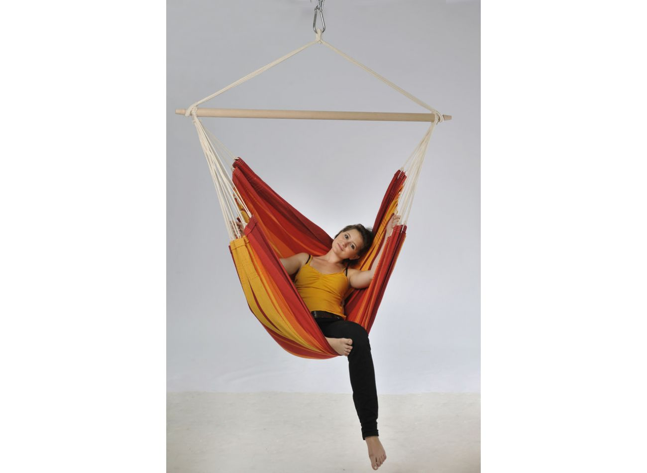 Hanging Chair 2 Persons Brasil Gigante Lava