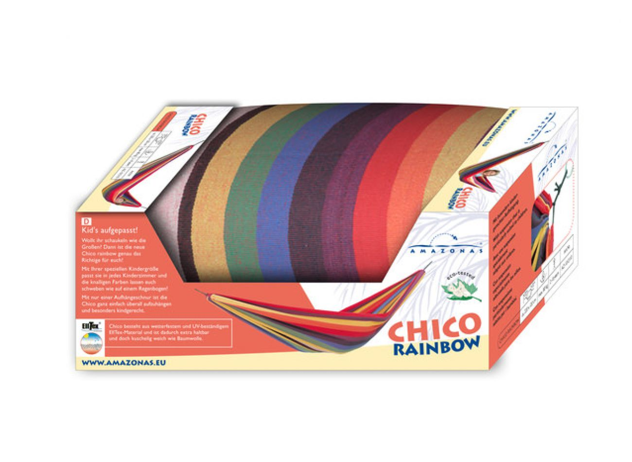 Hammock Kids Chico Rainbow