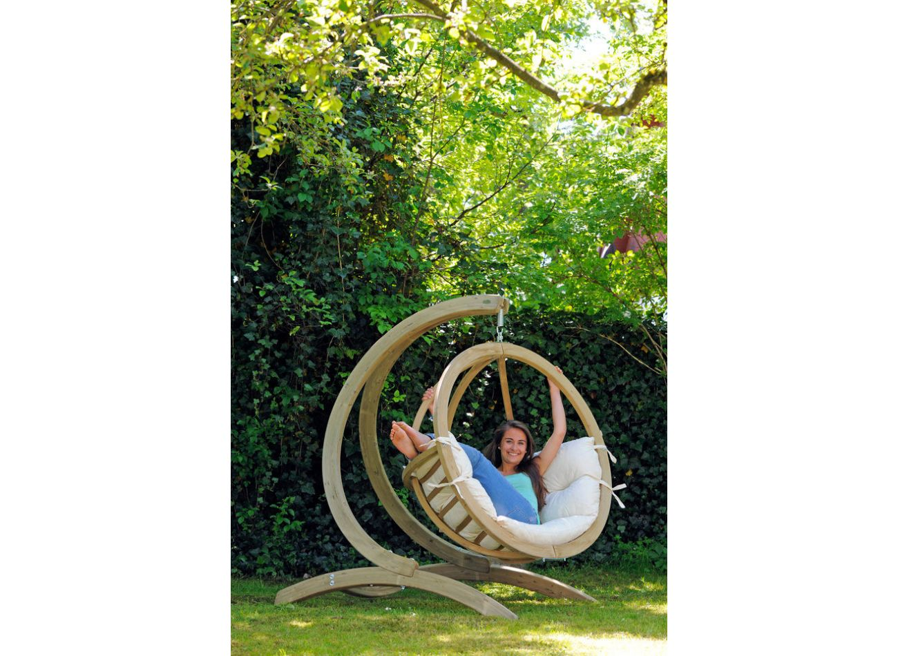 Hanging Chair 1 Person Globo Natura