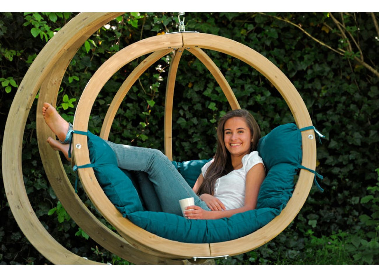 Hanging Chair Stand Globo