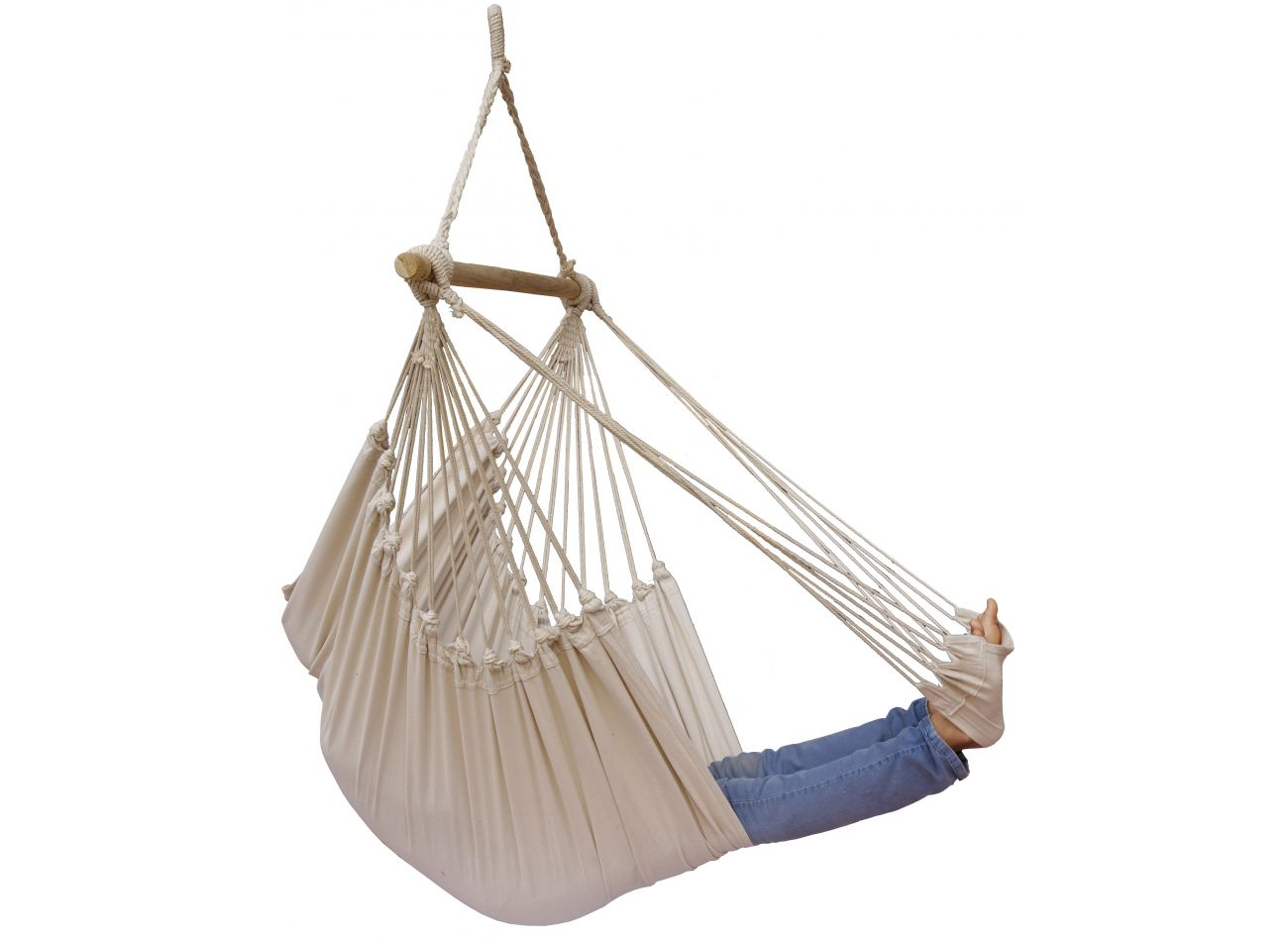 Hanging Chair 1 Person Tropical Natura Lounge