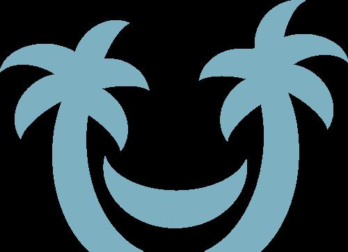 Palm Trees - The Hammock